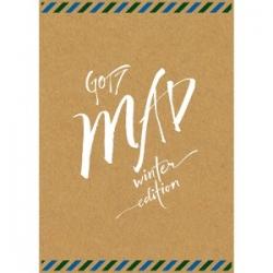 """[PRE-ORDER] GOT7 - 4th Mini Album Repackage """"MAD Winter Edition"""" (Merry Ver.)"""