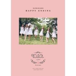 "[PRE-ORDER] DIA - 2th Album ""HAPPY ENDING"""