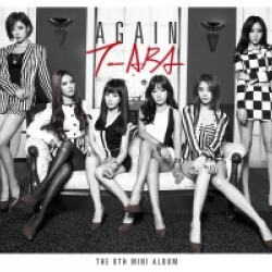 "[PRE-ORDER] T-ARA - 8th Mini Album ""Again"""