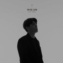 "[PRE-ORDER] IM SE JUN - 1st Album ""FIVE YEARS"""