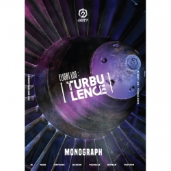 [PRE-ORDER] GOT7 - FLIGHT LOG: TURBULENCE MONOGRAPH (1DVD)