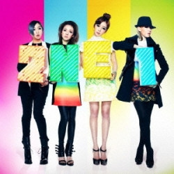 "[PRE-ORDER] 2NE1 - Japan Album ""Scream"" (CD+DVD Limited Edition) {Type B}"