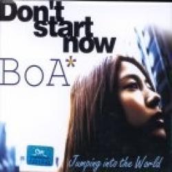 "[PRE-ORDER] Boa - 1st Special Album ""Don't Start Now"""