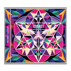 "[PRE-ORDER] 2NE1 - NEW ALBUM ""CRUSH"" (PINK EDITION)"