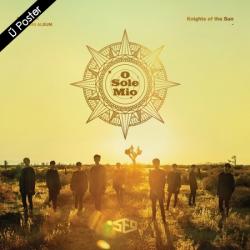 """[PRE-ORDER] SF9 - 3rd Mini Album """"KNIGHTS OF THE SUN"""""""