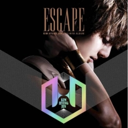 "[PRE-ORDER] KIM HYEONG JUN - 2nd Mini Album ""ESCAPE"" (Package 1)"
