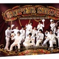 """[PRE-ORDER] Super Junior - 1st Concert """"SUPER SHOW"""""""
