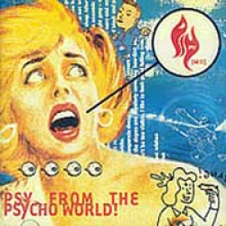 "[PRE-ORDER] PSY - 1st Album ""psy from the psycho world"""