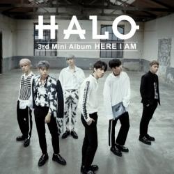 """[PRE-ORDER] HALO - 3rd Mini Album """"HERE I AM"""""""