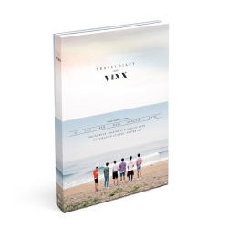 [PRE-ORDER] VIXX - 2016 PHOTOBOOK TRAVEL DIARY with VIXX