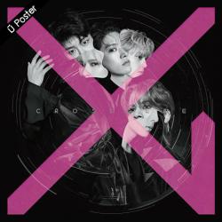 """[PRE-ORDER] CROSS GENE - 5th Mini Album """"ZERO"""" (B Ver.)"""