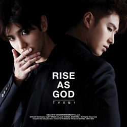 "[PRE-ORDER] TVXQ - Special Album ""RISE AS GOD"""