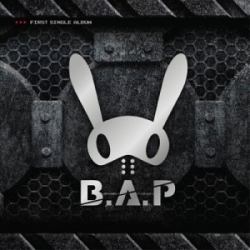 "[PRE-ORDER] B.A.P - 1st Single Album ""WARRIOR"""