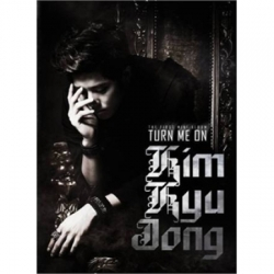"[PRE-ORDER] KIM KYU JUNG - 1st Mini Album ""TURN ME ON"""