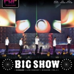[PRE-ORDER] BigBang - 2010 bigshow DVD POP