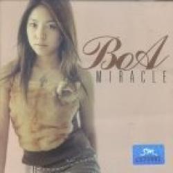 [PRE-ORDER] Boa - Miracle