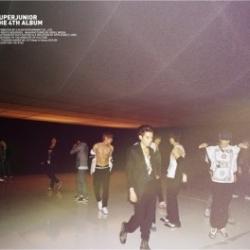 """[PRE-ORDER] Super Junior - 4th Album """"Bonamana"""" (B Ver.)"""