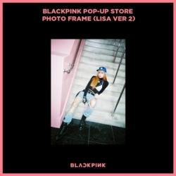 """[PRE-ORDER] BLACKPINK - BLACKPINK POP-UP STORE """"PHOTO FRAME"""" (Lisa Ver. 2)"""