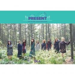 """[PRE-ORDER] DIA - 3rd Mini Album Repackage """"PRESENT"""" (GOOD MORNING VER.)"""