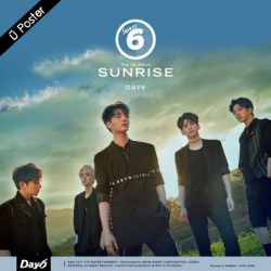 "[PRE-ORDER] DAY6 - 1st Album ""SUNRISE"""
