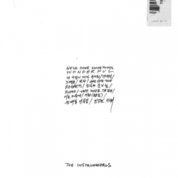 "[PRE-ORDER] EPIK HIGH - 9th Album ""WE'VE DONE SOMETHING WONDERFUL"" The Instrumentals"