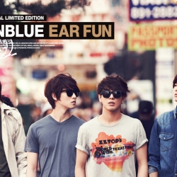 "[PRE-ORDER] CNBLUE - 3rd Mini Album ""EAR FUN"" (Special Limited Edition)"