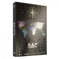 """[PRE-ORDER] B.A.P - 2ND ADVENTURE """"30,000 MILES ON EARTH"""" (2DVD)"""