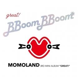 "[PRE-ORDER] MOMOLAND - 3rd Mini Album ""GREAT!"""