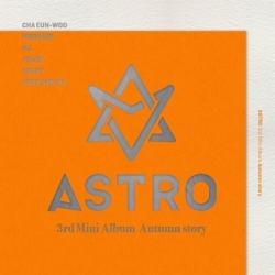 "[PRE-ORDER] ASTRO - 3rd Mini Album ""AUTUMN STORY"" (Orange Ver.)"