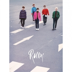 "[PRE-ORDER] B1A4 - 7th Mini Album ""ROLLIN'"" (GRAY VER.)"