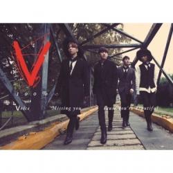 "[PRE-ORDER] 백퍼센트 V (100% V) - 1st Single Album ""100% V"""