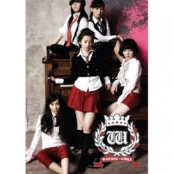 "[PRE-ORDER] WONDER GIRLS - 1st Single Album ""THE WONDER BEGINS"""