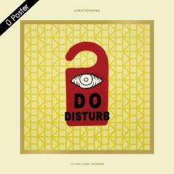 "[PRE-ORDER] Jung Yong Hwa - 1st Mini Album ""DO DISTURB"" (Special Ver.)"