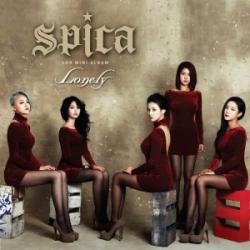 """[PRE-ORDER] SPICA - 2nd Mini Album """"Lonely"""""""
