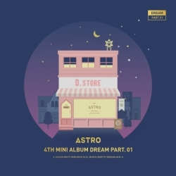 "[PRE-ORDER] ASTRO - 4th Mini Album ""DREAM PART.01"" (NIGHT VER.)"