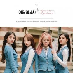 """[PRE-ORDER] LOONA 1/3 - 1st Mini Album """"LOVE & LIVE"""" (Normal Edition)"""