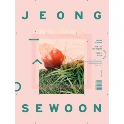 "[PRE-ORDER] JEONG SE WOON - 1st Mini Album""EVER"" (GREEN VER.)"