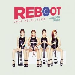 "[PRE-ORDER] WONDER GIRLS - 3rd Album ""REBOOT"""