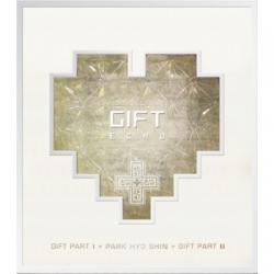 "[PRE-ORDER] PARK HYO SHIN - Special Album ""GIFT"" (E.C.H.O)"