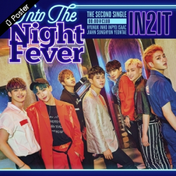 "[PRE-ORDER] IN2IT - 2nd Single Album ""INTO THE NIGHT FEVER"" (00:00 @ CLUB Ver.)"