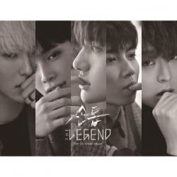 "[PRE-ORDER] The Legend - 1st Single Album ""Finger Nails"""