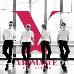 "[PRE-ORDER] VROMANCE - 1st Mini Album ""THE ACTION"""