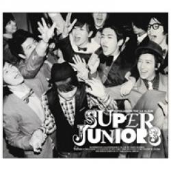 """[PRE-ORDER] Super Junior - 3rd Album """"Sorry Sorry"""" (B Ver.)"""