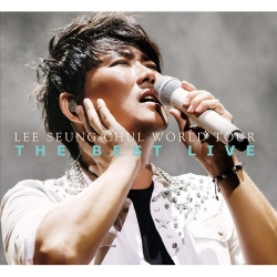 [PRE-ORDER] Lee Seung Chul - THE BEST LIVE (WORLD TOUR)