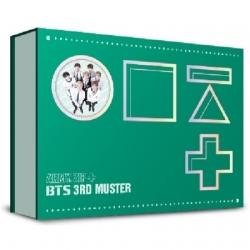 """[PRE-ORDER] BTS - 3rd MUSTER """"ARMY.ZIP+"""" (3DVD)"""