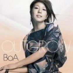 [PRE-ORDER] Boa - Outgrow (CD+DVD)