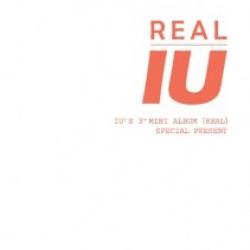 "[PRE-ORDER] IU - 3rd Mini Album ""Real"" (Special Present)"