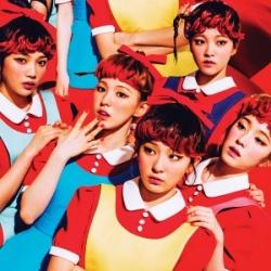 """[PRE-ORDER] Red Velvet - 1st Album """"THE RED"""""""