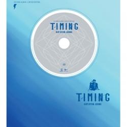 "[PRE-ORDER] KIM HYUN JOONG - 4th Mini Album ""TIMING"" (Limited Edition)"