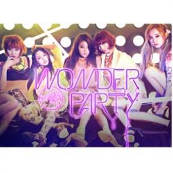 "[PRE-ORDER] WONDER GIRLS - Mini Album ""Wonder Party"""